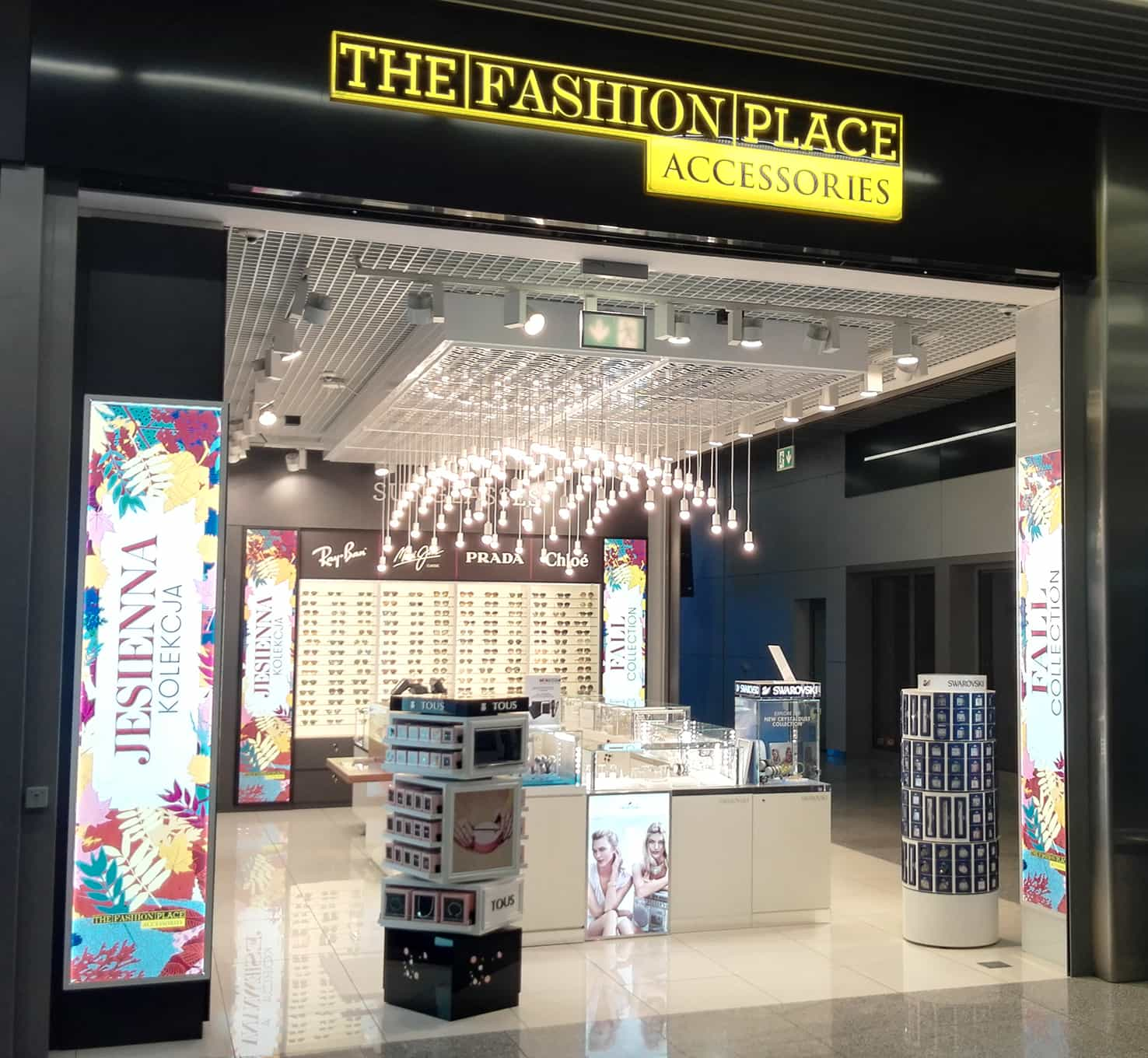 The Fashion Place Accesories